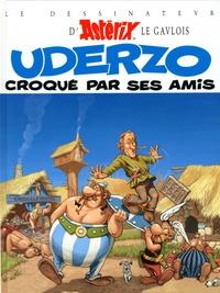 Jean-Louis Mourier et Michel Janvier - Uderzo croqué par ses amis.