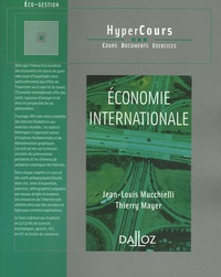 Jean-Louis Mucchielli et Thierry Mayer - Economie internationale.