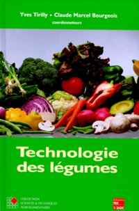 Technologie des légumes - Jean-Louis Multon | Showmesound.org