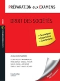 Philippe Blachèr et Jean-Louis Navarro - Droit des sociétés - Préparation aux examens.