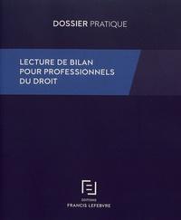 Lecture de bilan pour professionnels du droit.pdf