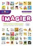 Jean-Louis Paour et Christine Bailleux - Imagier Maternelle et CP - 300 cartes à découper.