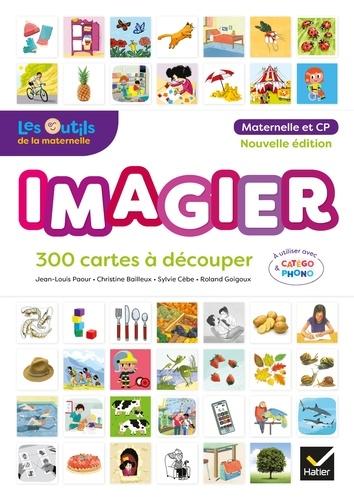 Imagier Maternelle Et Cp 300 Cartes A Decouper Grand Format