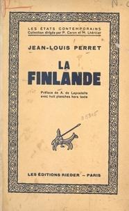 Jean-Louis Perret et Pierre Caron - La Finlande.