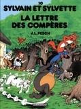 Jean-Louis Pesch - Sylvain et Sylvette Tome 10 : La lettre des Compères.