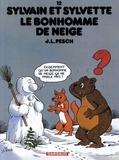 Jean-Louis Pesch - Sylvain et Sylvette Tome 12 : Le bonhomme de neige.