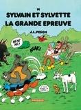 Jean-Louis Pesch - Sylvain et Sylvette Tome 14 : La grande épreuve.
