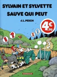 Jean-Louis Pesch - Sylvain et Sylvette Tome 17 : Sauve qui peut.