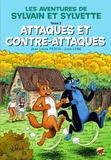 Jean-Louis Pesch et Joce Lyne - Sylvain et Sylvette Tome 2 : Attaques et contre-attaques.