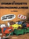 Jean-Louis Pesch - Sylvain et Sylvette Tome 24 : Des pas dans la neige.