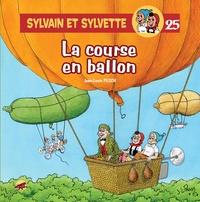 Jean-Louis Pesch - Sylvain et Sylvette Tome 25 : La course en ballon.