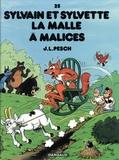 Jean-Louis Pesch - Sylvain et Sylvette Tome 25 : La malle à malices.