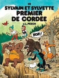 Jean-Louis Pesch - Sylvain et Sylvette Tome 28 : Premier de cordée.