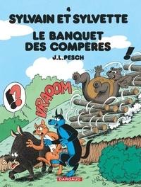 Jean-Louis Pesch - Sylvain et Sylvette Tome 4 : Le banquet des Compères.