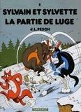 Jean-Louis Pesch - Sylvain et Sylvette Tome 5 : La partie de luge.