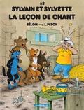 Jean-Louis Pesch - Sylvain et Sylvette Tome 63 : La leçon de chant.