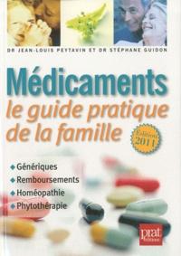 Médicaments - Le guide pratique de la famille.pdf