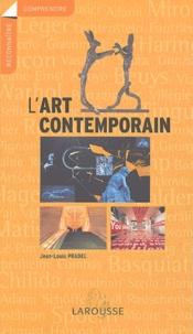 Jean-Louis Pradel - L'art contemporain.