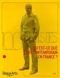 Jean-Louis Pradel et Catherine Francblin - Qu'est-ce que l'art contemporain en France ?.