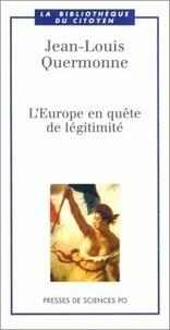 Checkpointfrance.fr L'Europe en quête de légitimité Image