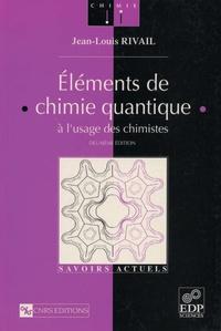 Accentsonline.fr Eléments de chimie quantique à l'usage des chimistes Image