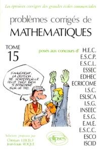 Jean-Louis Roque et Christian Leboeuf - .