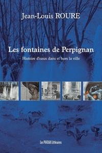 Deedr.fr Les fontaines de Perpignan - Histoire d'eaux dans et hors la ville Image