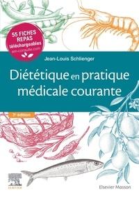 Ebook téléchargement gratuit ita Diététique en pratique médicale courante DJVU CHM par Jean-Louis Schlienger 9782294769764
