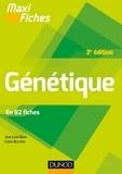 Jean-Louis Serre et Louise Blottière - Génétique en 82 fiches.