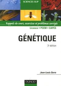 Rhonealpesinfo.fr Génétique - Rappels de cours, exercices et problèmes corrigés Image