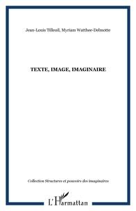 Jean-Louis Tilleul et Myriam Watthée-Delmotte - Texte, image, imaginaire.