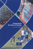 Jean-Loup Chappelet - L'autonomie du sport en Europe.
