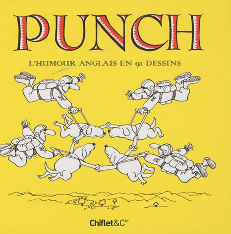 Punch L Humour Anglais En 91 Dessins Album