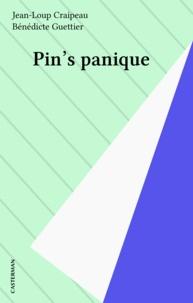 Jean-Loup Craipeau - Pin's panique.