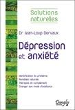 Jean-Loup Dervaux - Dépression et anxiété.