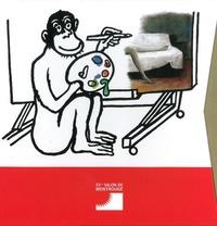 Jean-Loup Metton - Catalogue du 55e salon de Montrouge.
