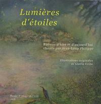 Jean-Loup Philippe - Lumières d'étoiles - Poèmes d'hier et d'aujourd'hui. 1 CD audio