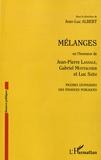 Jean-Luc Albert - Mélanges en l'honneur de Jean-Pierre Lassale, Gabriel Montagnier et Luc Saïdj - Figures lyonnaises des finances publiques.