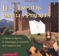 Jean-Luc Alias - Les templiers au nord des Pyrénées.