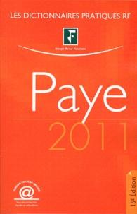 Paye 2011 - Jean-Luc Alliot pdf epub
