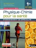 Jean-Luc Azan - Physique-Chimie pour la santé 1re ST2S - Enseignement de spécialité.