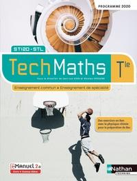 Jean-Luc Azan et Nicolas Krzewina - TechMaths Tle STI2D/STL.