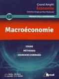 Jean-Luc Bailly et Gilles Caire - Macroéconomie.