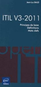 Jean-Luc Baud - ITIL V3-2011.