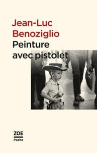 Jean-Luc Benoziglio - Peinture avec pistolet.