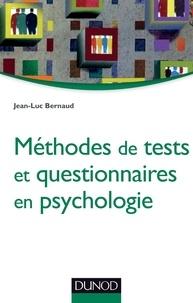 Ucareoutplacement.be Méthodes de tests et questionnaires en psychologie Image