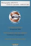 Jean-Luc Besse et Thibault Leemrijse - Journée de Spécialités SOFCOT 2009 - Le pied statique, Pathologie des sésamoïdes, Communications particulières.
