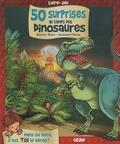 Jean-Luc Bizien et Emmanuel Chaunu - 50 surprises au temps des dinosaures.