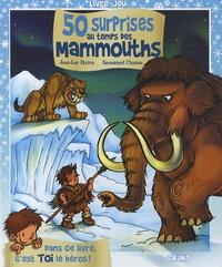 Jean-Luc Bizien - Livre-jeu 50 surprises au temps des mammouths.