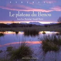 Jean-Luc Breining et Joseph Paroix - Le plateau du Benou.